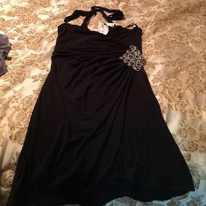 Sky Dresses - Black dress NWT