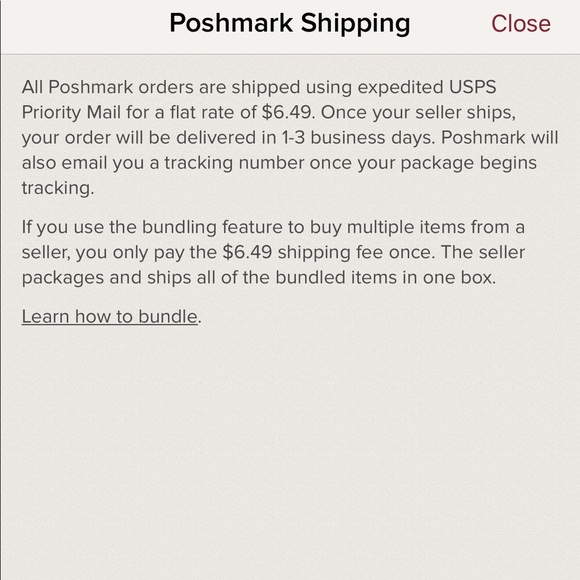 PoshMArk Shipping‼️ TO MUCH 💋HelpMe💋