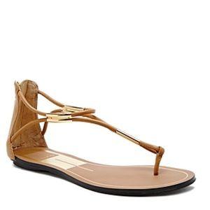 DOLCE VITA Marnie Sandal in Caramel