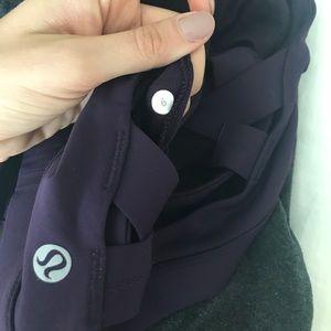 lululemon athletica Intimates & Sleepwear - Lululemon longline sports bra- size s