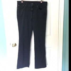 Lucky Brand Dark wash Jeans 14/32 Boot cut