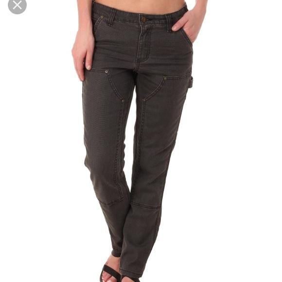 d7330ea7 Carhartt Pants | Series 1889 Slim Double Front Dungaree | Poshmark