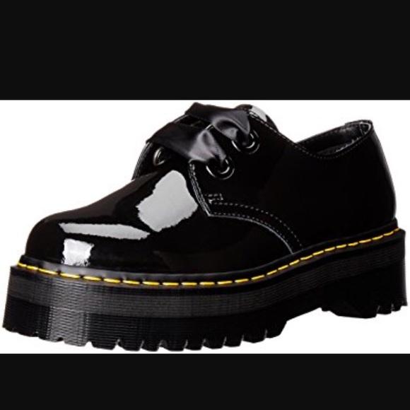 7194dced2c Dr. Martens Shoes   Dr Marten Platform Holly Lolita Oxford Sz Uk6 ...