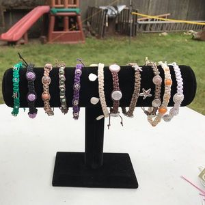 Hemp Macrame Bracelets $10 each or 2/$17