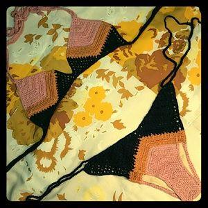 !!!Crochet String bikini!!!