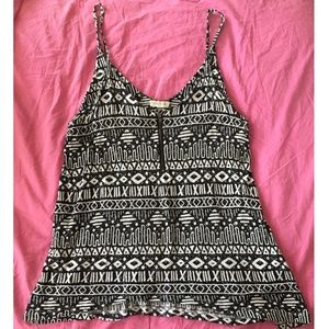 urban outfitters tribal tank silence & noise