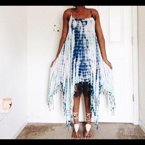 Dresses & Skirts - 🕉Tie Dye Flowy Dress🕉