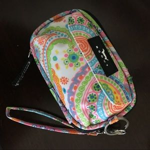Scout Bags - 🎉HP🎉 Paisley Wristlet New