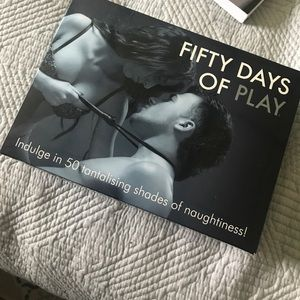Accessories - Fifty shades game