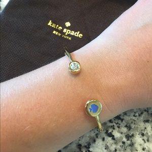 NWOT Kate Spade Gold Bracelet