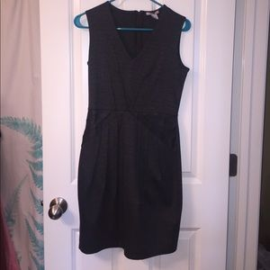 Gray H&M sleeveless dress