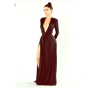 Black spree dress!