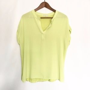 Tops - Half Button Blouse
