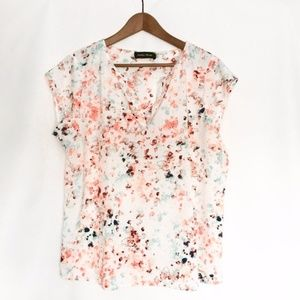 Tops - Printed Blouse