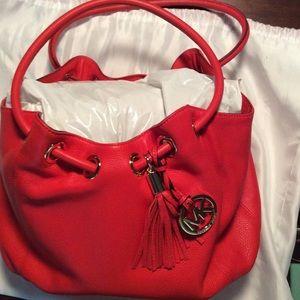 Women's Red Handbag Next on Poshmark