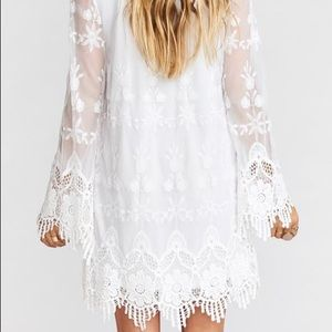 9cf8a624b967 Show Me Your MuMu Dresses - Show Me Your MuMu Fannie Flow Dress Fields of  Lace