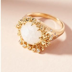 Beautiful Anthropologie ring! NWT.