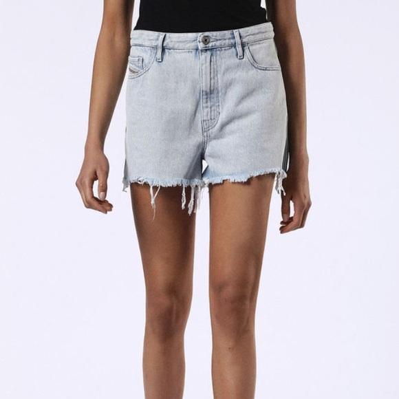 Diesel Pants - Diesel De Nico Shorts