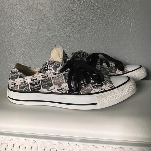 7808b0898def5e Converse Shoes - Converse Andy Warhol