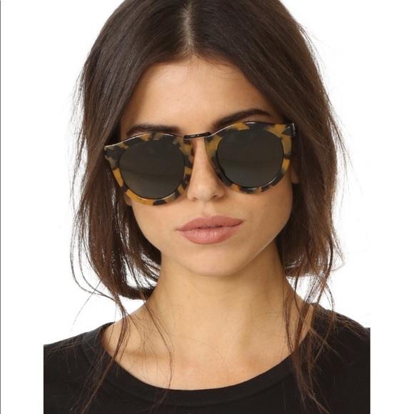 047ba9fb712b Karen Walker Harvest sunglasses Crazy Tort. M 5973dd13620ff779b80036a5.  Other Accessories ...