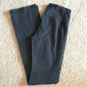 Old Navy Grey Yoga Pants Activewear