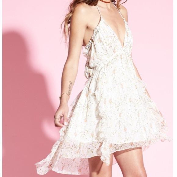 Gypsy 05 Dresses & Skirts - Gypsy 05 Finn Triangle Mini Dress