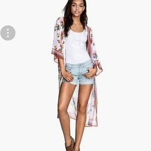 Coachella kimono