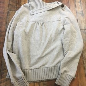 Old Navy Shawn Neck Collar Sweatshirt