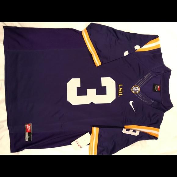 official photos 73240 a5a1d Odell Beckham Jr. College Jersey
