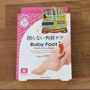 Baby Foot Peel 30Min Original Japanese Version