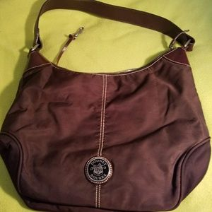 Dooney and Bourke Nylon Shoulder Bag
