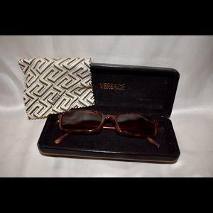 Authentic vintage Versace sunglasses.