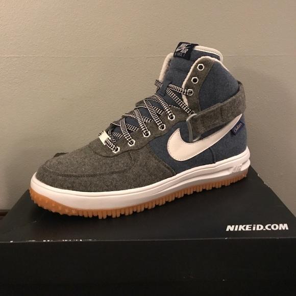 new products 1b79b 3ade0 Nike Shoes   Mens Id Air Force 1 Pendleton   Poshmark