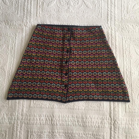720d3e7e800 Weekend Sale! United Colors of Benetton Skirt. M 59b8399813302a54d4005d07