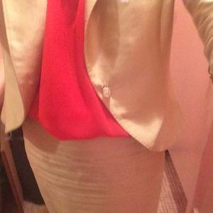 **PAMELA DENNIS** Gold Suit