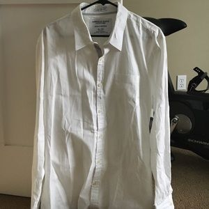 Other - American Eagle Vintage White Dress Shirt