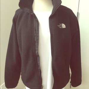 North Face Classic Black Fleece