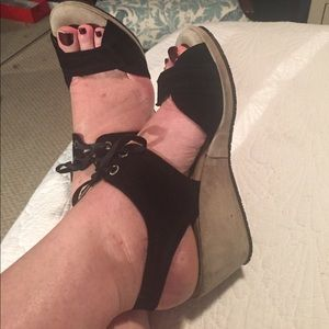 REALLY comfy wedges