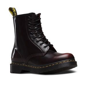 🔥Doc Martens - 1460 Arcadia Cherry Red NIB🔥