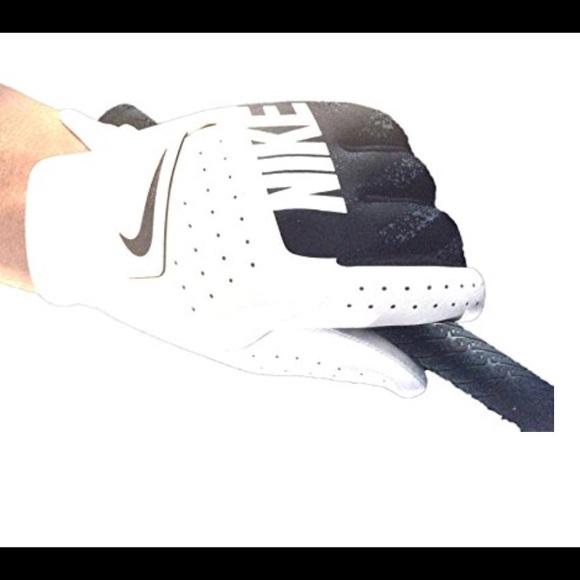 Nike - Nike Sport Golf Gloves 2017 Cadet White/Black from ...
