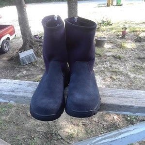 Lands End Winter Boots Girl's size 5 youth