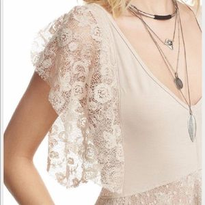 SALE!!!!!!!  FREE PEOPLE Heatherton Tee