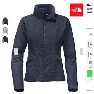 Women's Insulated Lauritz Jacket NWT