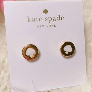 New Kate Spade stud earrings