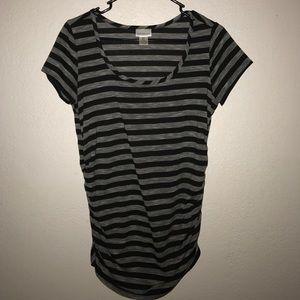 Medium Motherhood maternity shirt.