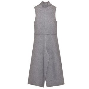 6c19994d01e1 Zara Pants - 🌵SALE🌵NWT Zara knit high neck jumpsuit