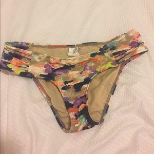 adorable bar lll bikini bottoms size L