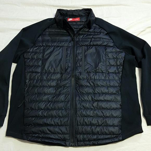 ca93695c43eb Nike Tech Fleece Aeroloft 800 Shirt Jacket 3XL. M 59742c41c2845682390132dd
