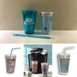 Other - KEURIG and INT'L DELIGHT Iced Beverage Tumbler