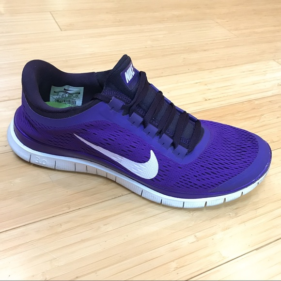 Nike Shoes | Nike Free Run 3 Purple